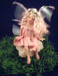 *POLYMER CLAY ~ Fairies- Petal Fairy Collection by Michele Barrow-Belisle, via Behance