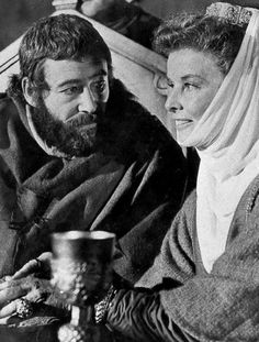 O'Toole and Hepburn-The Lion in Winter