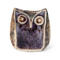 Jonathan Adler Glass Menagerie Screech Owl I $78