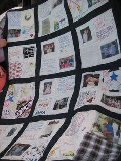 famili reunion, famili birthday, quilt idea, birthday quilt, famili quilt, precious famili, family quilt, kid