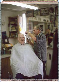 """Barber"