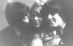 Paul, P & George