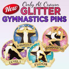 New #Glitter #Pins!