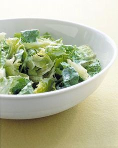 Under 30 Minutes Romaine with Blue Cheese Vinaigrette Recipe