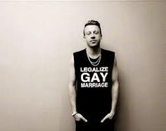 macklemore....love that this man supports this