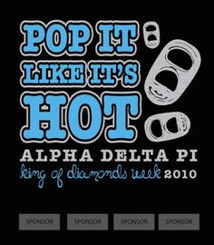 Pop It Like It's Hot pop tab contest.