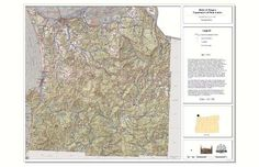 Essential salmonid habitat maps by the Oregon Department of State Lands