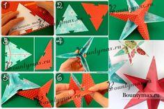 Как сделать игрушку из бумаги своими руками видео