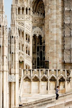Duomo, Milan, Italy.