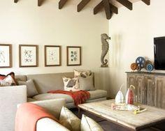 beach beige room