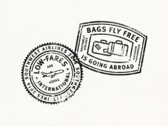 Passport Stamps for SW