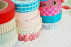 Article | 30 Ways to Use Washi Tape · Scrapbooking