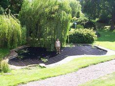 Pond Safety System Installation