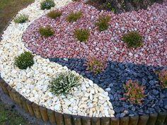 Decoración de jardín con piedras para tu casa | Jardin - http://www.decorationtrend.com/bedroom/decoracion-de-jardin-con-piedras-para-tu-casa-jardin/