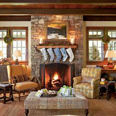 High Country Holiday Home | The Forts's Home | SouthernLiving.com