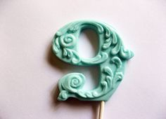 candy table numbers, tabl number, candies, hard candi, circus birthday, hard candy, parti detail, lollipops, letters