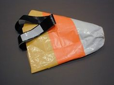 Duck Tape Halloween - Trick-or-Treat Bag, DIY of course!