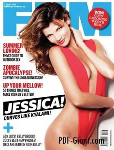 FHM Sudáfrica - Febrero 2013 - PDF Magazine Free
