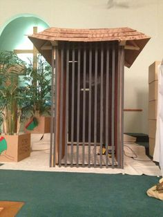 VBS 2013~Joseph: From the Pit to the Palace- Prison