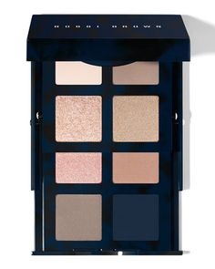Limited Edition Navy & Nude Eye Palette by Bobbi Brown at Neiman Marcus.