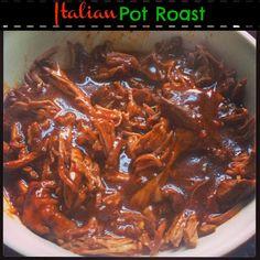 dinner, pot roast, crock pots, food, cooker italian