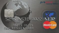 New prepaid credit card funded by #bitcoins - CoinDesk