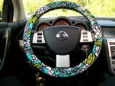 Vera Bradley Steering Wheel Cover!