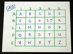 3 Secret Codes to Try With Your Kids - Make and Takes   Make and Takes q=D1