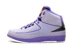 "Image of Air Jordan 2 Retro ""Iron Purple"""