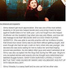 Love Ginny!
