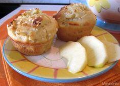 Muffin alle mele, scopri la ricetta: http://www.misya.info/2011/04/22/muffin-alle-mele.htm