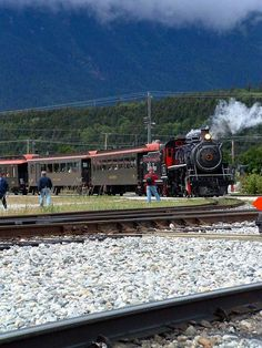 Skagway Alaska-Excellent tour to take if your in Skagway. Take the extended option if you can and you must have a passport if you do the longer one.