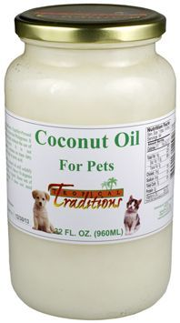50% OFF (32 oz.) Coconut Oil for Pets