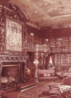 Claire's favorite room (Biltmore Estate library)