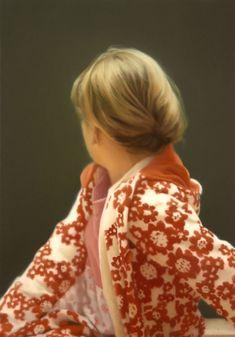 Gerhard Richter, Betty, 1988, 102 cm x 72 cm, Oil on canvas