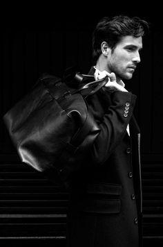 Love the bag, great coat too.