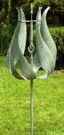 Tulip Wind Spinner