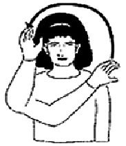 HearMyHands!: Merry Christmas Sign Language style