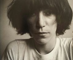 Patti Smith: American Artist / Frank Stefanko scanned by iaintnobodyswhore