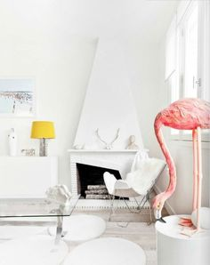 Feeling Flamingo via #Est magazine