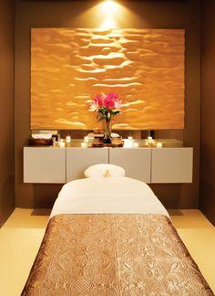 Treatment Room at Hammam Spa.