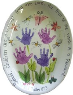 Diy Mothers Day Gift Ideas For Grandma - DIY Mothers Day Gift Ideas Lil Luna - Mother's Day Crafts Collection but not on a plate.