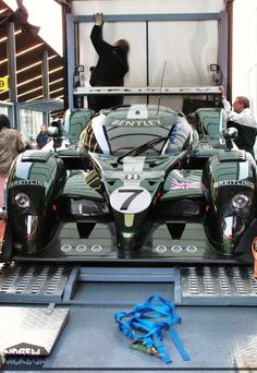 Bentley Le Mans
