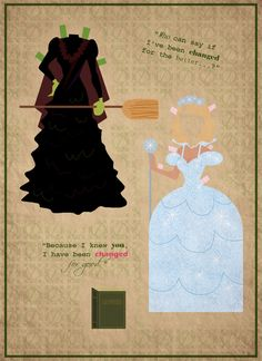 Wicked Paper Dolls- Pg.4 by ~Cor104 on deviantART