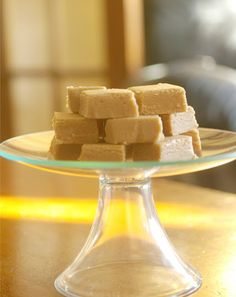 PEANUT BUTTER FUDGE by @My Catholic Kitchen #peanutbutter #fudge #YBR