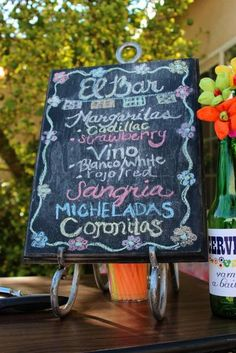 Mexican Fiesta Bridal/Wedding Shower Party Ideas | Photo 1 of 47 | Catch My Party