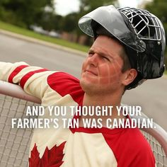 Canadian problems.