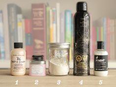 5 Dry Shampoos for sweaty lifestyles
