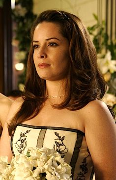 Piper Halliwell at Paige's Wedding