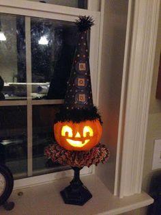Pollyanna Reinvents: Halloween Friends
